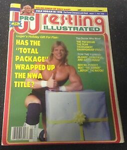 Pro wrestling illustrated magazine - FEB 1990