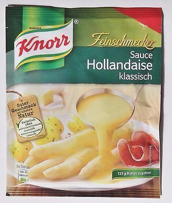 Knorr Feinschmecker 5 x Salsa Holandesa clásico