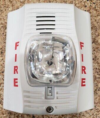 Honeywell System Sensor Fire Alarm P2w Hornstrobe