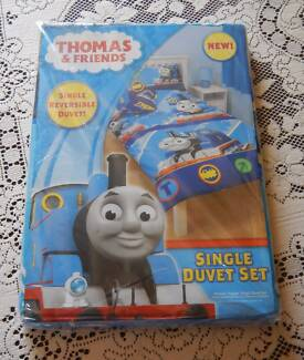 Thomas the Tank Engine single quilt cover set - new in package