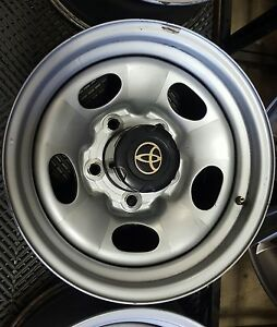 LANDCRUISER WHEELS 100/200 SERIES 16 X 8 ONLY $299 FOR SET OF 4. Bentley Canning Area Preview