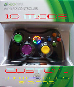 Epic Modz Xbox 360 Rapid Fire Controller 10 Mode Modded Custom Mod Mw3 Bo2 New !