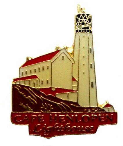Cape Henlopen Lighthouse Delaware Hat Tac or Lapel Pin