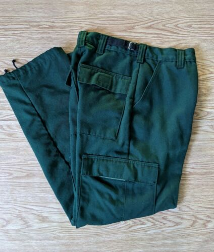 "Vintage Aramid Wildland Firefighter Cargo Fire Pants USFS Forest Service 28""x28"""