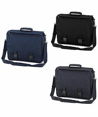 Businesstasche Büro Uni Schule Umhängetasche Schultergurt Portfolio Briefcase - Business Portfolio Briefcase