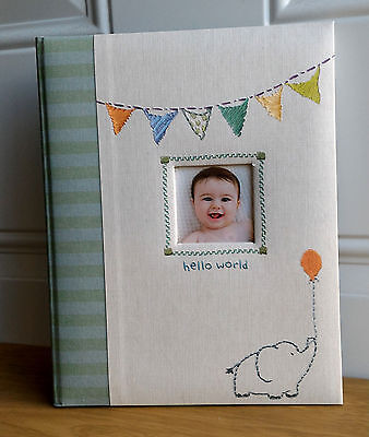 CR Gibson Made With Love Baby Boy Girl Gender Neutral Memory Keepsake Book