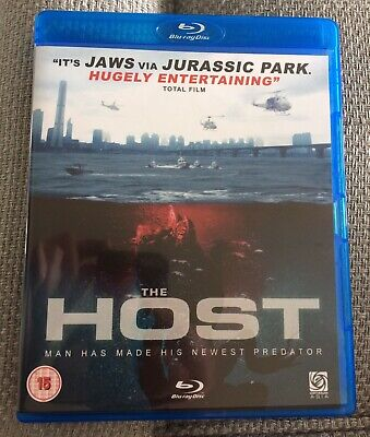 THE HOST - BONG JOON HO - BLU-RAY, 2006 MONSTER MOVIE!