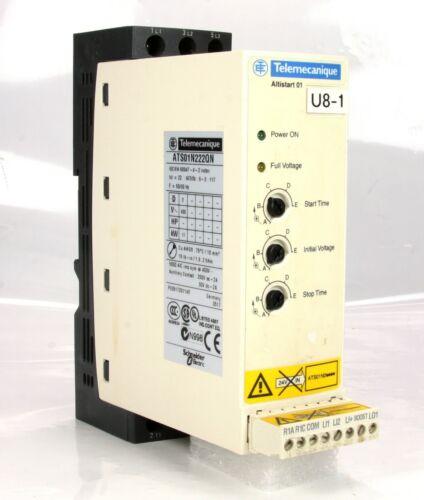 Telemecanique Soft Motor Starter ATS01N222QN