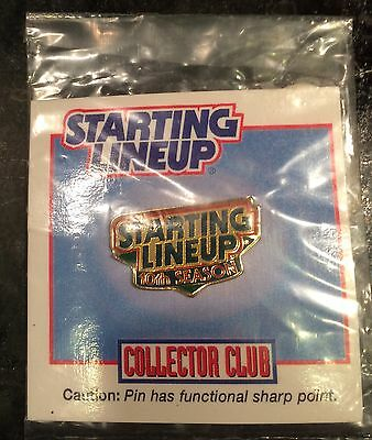 Starting Line-Up Collector's Club Pin (Lineup Pins)