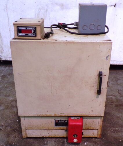 GRIEVE, LABORATORY OVEN, 1 PHASE, 1600 WATTS, 120 V, LW-201C