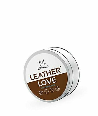 Leather Love - The Best Leather Conditioner On The Planet, Brings Old (The Best Leather Conditioner)