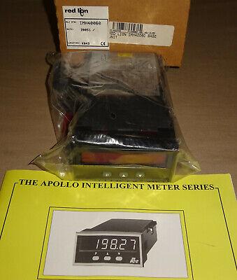 Red Lion Controls Imh40060 Ammeter Base Unit New