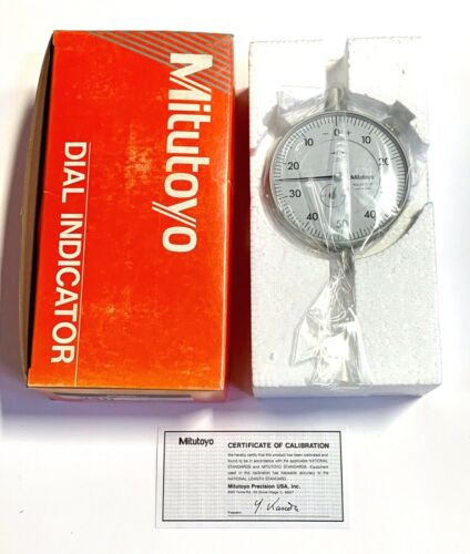 "Mitutoyo Dial Indicator .001"" - .250"" Made In Japan 3411"