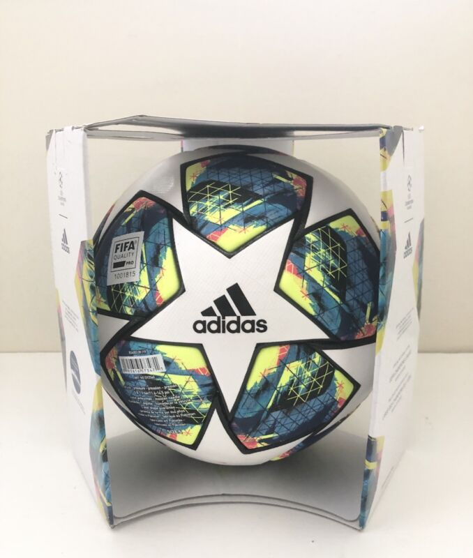 ADIDAS UEFA CHAMPIONS LEAGUE FIFA APPROVED OFFICIAL MATCH BALL 19-20 Fast Ship!