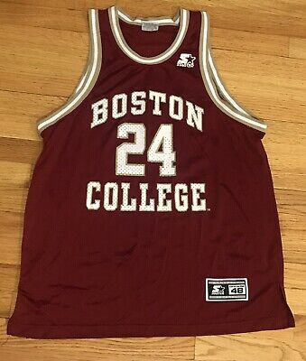 Starter Boston College #24 Jersey Size 48 (K-3)