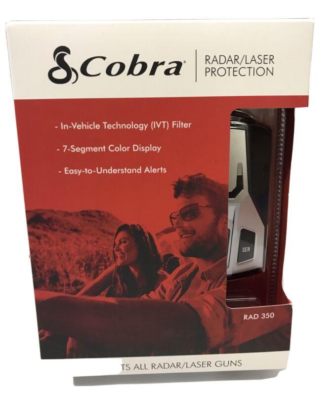 Cobra Radar/Laser Protection