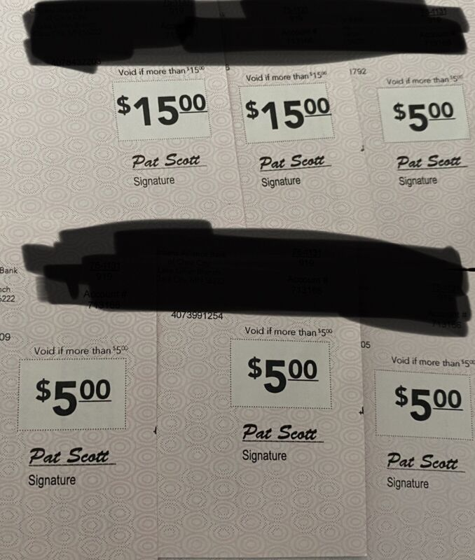 Similac Coupons Checks Lot of $50 Infant Baby Formula Costco In Store New
