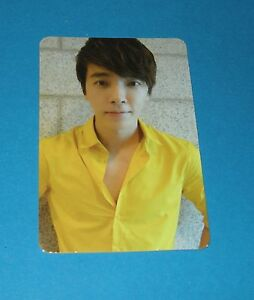SUPER-JUNIOR-Sexy-Free-Single-6th-B-ver-Donghae-OFFICIAL-photo-card-type-A