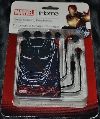 iHome Marvel Avengers Captain America Noise Isolating