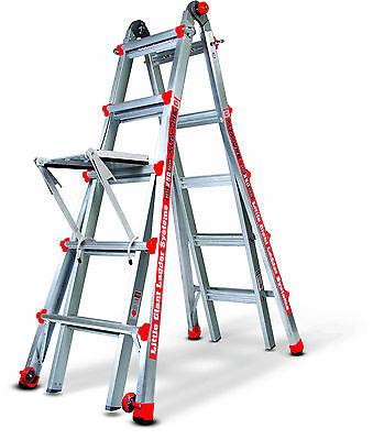 22 Little Giant Ladder 250 Lb Alta One - Free Platform