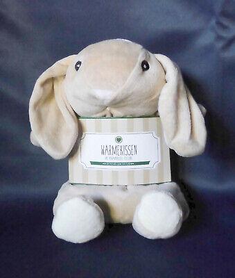 Wärmekissen Keramikkugel Füllung Hase Kaninchen Kinder ()