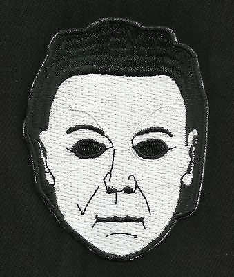 MICHAEL MYERS HALLOWEEN CULT CLASSIC HORROR FILM ROCKABILLY MONSTER MOVIE PATCH - Halloween Film Michael