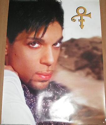 "PRINCE ""Emancipation"", NPG promotional poster, 1996, 18x24, EX!"