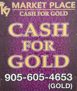 CASH FOR GOLD- BUY AND SELL