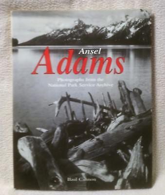 ANSEL ADAMS Photographs National Park Service Archive BASIL CANNON 2003 HBDJ EUC