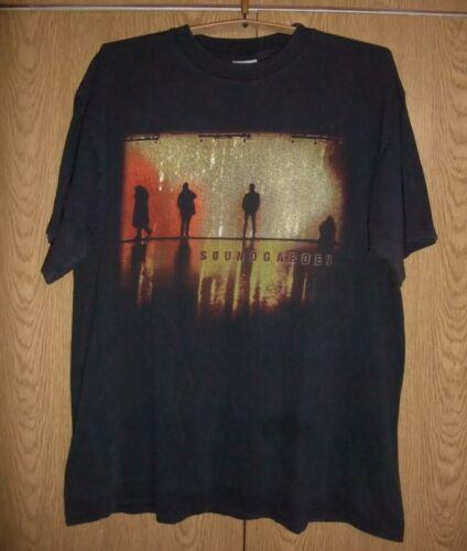 Soundgarden Down On The Upside Vintage 90's T-Shirt Amercan Tour Men's XL