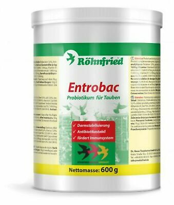 ENTROBAC 600g -  PROBIOTIC FOR PIGEONS by Rohnfried