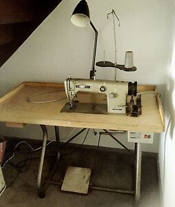 Brother industrial straight stitch sewing machine Pascoe Vale Moreland Area Preview