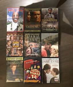 DVDs/Blu-ray for sale