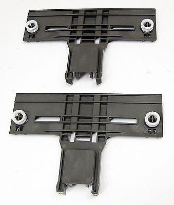 2 PACK W10350376 Dishwasher Upper Rack Adjuster for Kenmore Kitchenaid Kenmore