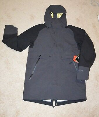 0ed3df4d60 New The North Face Men Cryos 3L Wool Jacket Gore Tex Black Size M Urban  Explore