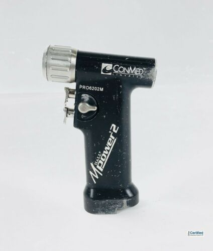 ConMed Hall MPower 2 Dual Trigger Drill PRO6202M