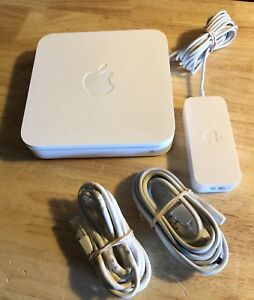Apple airport extreme base station WiFi wireless N