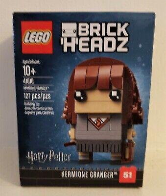 NEW Lego BRICKHEADZ HERMIONE GRANGER Set 41616 Factory Sealed EXCELLENT