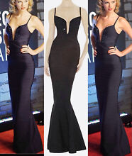 Bandage Designer Celebrity Gown Prom Ball Evening Formal Dress HL Surfers Paradise Gold Coast City Preview