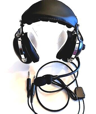 Aviation headset PNR AH-2000 Dual plugs