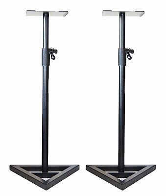 2x Ignite Heavy Duty Near-Field Studio Monitor Speaker