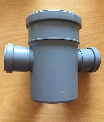 Ht Abflussrohr Installation Abwasser Rohr Abzweig
