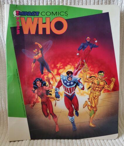 Impact Comics Who