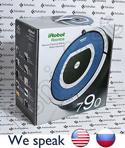 New iRobot Roomba 790 Vacuum Robot - 220v 240v UPGRADE