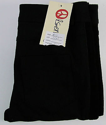 Olsenboye, size 5, Black Russian Holiday Pant, New with -