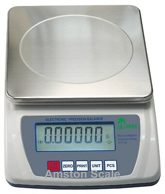 28 Off Usedopen Box 3000x 0.01 Gram Digital Scale Balance Pharmacy Refurbished