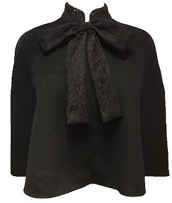 New Prabal Gurung Womens Cape For Target   Neiman Marcus One Size Wool Blend