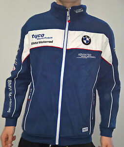 official 2016 tyco bmw motorrad tas de course bsb veste polaire ebay. Black Bedroom Furniture Sets. Home Design Ideas