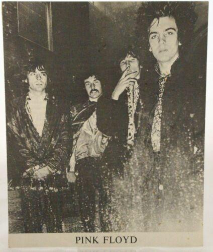 Pink Floyd Syd Barrett Promo Booklet 1967 - Rare