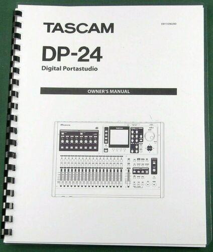 Tascam DP-24 Owner